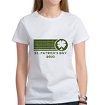 St. Patrick's Day 2010 Women's T-Shirt