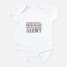 Warning: Redhead Actress Infant Creeper
