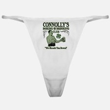 Connolly's Club Classic Thong