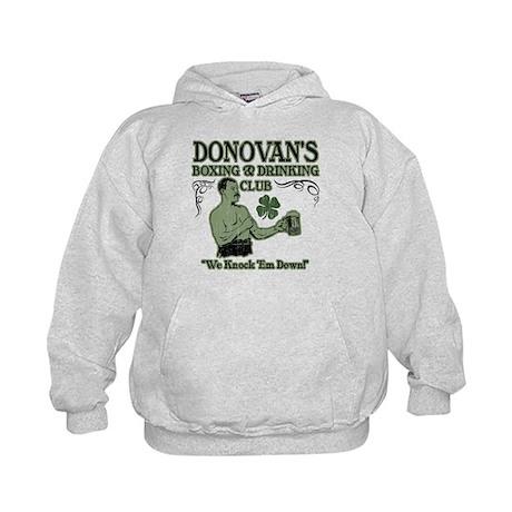 Donovan's Club Kids Hoodie