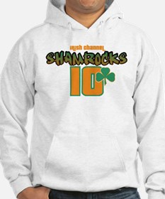 Irish Channel Shamrocks Hoodie
