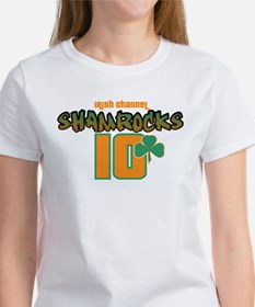 Irish Channel Shamrocks Tee
