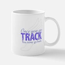 Once You Go Track Mug