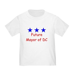 Future Mayor of DC T