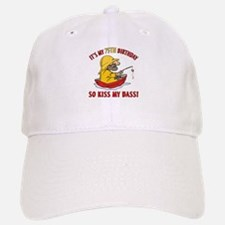 Fishing Gag Gift For 75th Birthday Baseball Baseball Cap