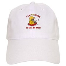 Fishing Gag Gift For 75th Birthday Baseball Cap