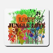 Lost Jungle Love Mousepad