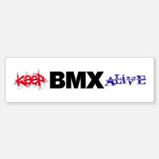 Keep BMX Alive Sticker (Bumper)