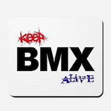 Keep BMX Alive Mousepad