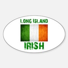 Long Island IRISH Decal