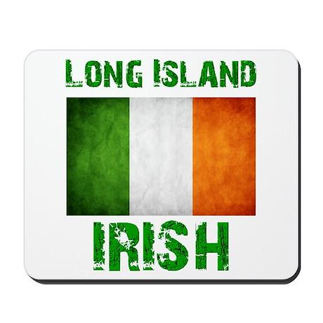 Long Island IRISH Mousepad