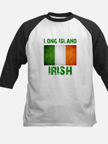 Long Island IRISH Kids Baseball Jersey