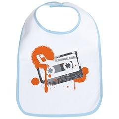 Mix Tape Bib