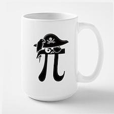 Pi-Rate Large Mug