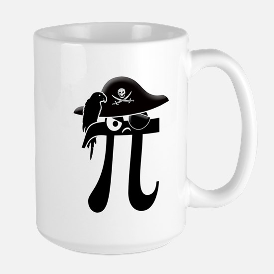 Pi-Rate Large Mug