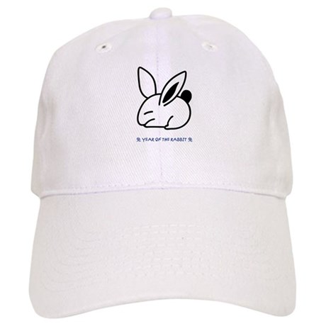 Year of the Rabbit Cap