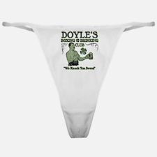 Doyle's Club Classic Thong