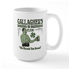 Gallagher's Club Mug