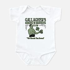 Gallagher's Club Infant Bodysuit