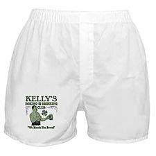 Kelly's Club Boxer Shorts