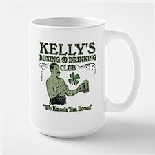 Kelly's Club Mug