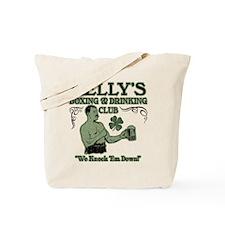 Kelly's Club Tote Bag
