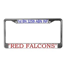 1st Bn 325th ABN Inf License Plate Frame