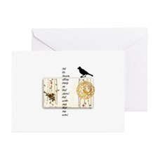 Nevermore Greeting Cards (Pk of 10)