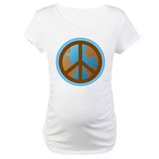 Peace Sign Earth Day Shirt
