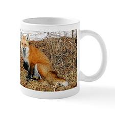 Red Fox Small Mug
