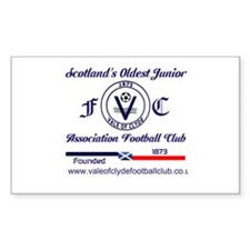 Vale of Clyde FC Decal