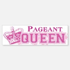 Pageant Queen Sticker (Bumper)