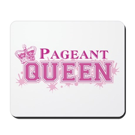 Pageant Queen Mousepad