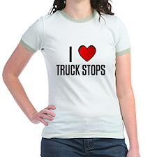 I LOVE TRUCK STOPS T