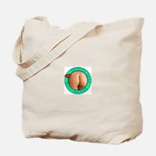 Butt Necked Official Logo Tote Bag
