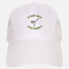 70th Birthday Golfing Gag Baseball Baseball Cap