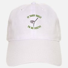 60th Birthday Golfing Gag Baseball Baseball Cap