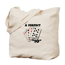 Perfect 10 Tote Bag