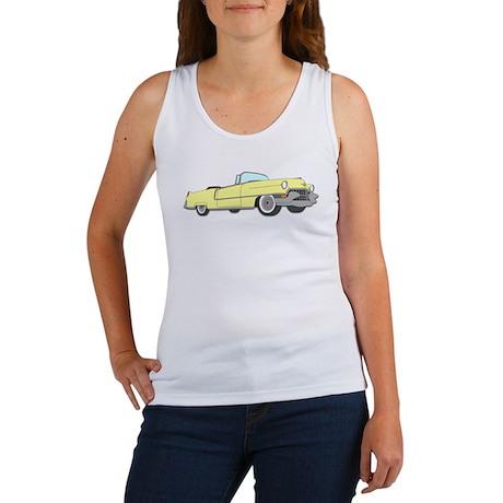 Classic Cadillac Women's Tank Top