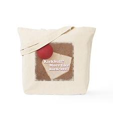 Kickball/Ass Tote Bag