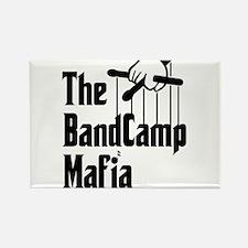 Band Camp Mafia Rectangle Magnet