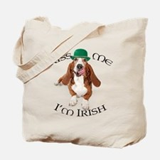 Unique Basset hound mothers day Tote Bag
