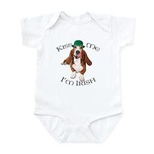 Cool Bassett hounds Infant Bodysuit