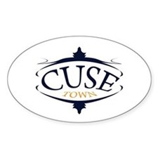cuse town Decal