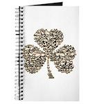 Shamrock Skulls Journal