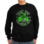 Rock Out With Your Shamrock Out Sweatshirt (dark)