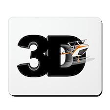 3D RC Heli Mousepad