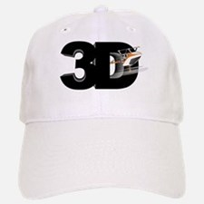 3D RC Heli Baseball Baseball Cap