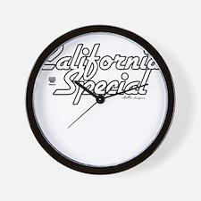 California Special Wall Clock