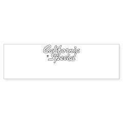 California Special Bumper Sticker